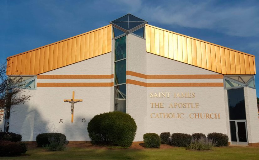 Catholic Archdiocese of Atlanta – St. James The Apostle Catholic Church